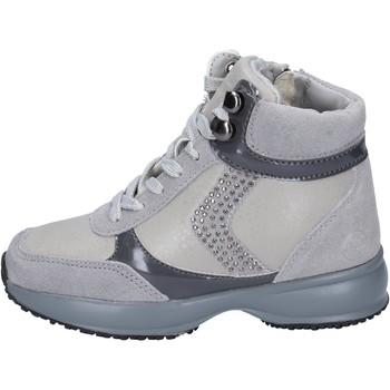 Schoenen Meisjes Lage sneakers Lumberjack BM363 Gris