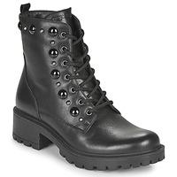 Schoenen Dames Laarzen IgI&CO DONNA GIANNA Zwart