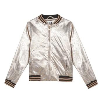 Textiel Meisjes Wind jackets Chipie 8R40014-78  cuivré