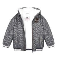 Textiel Meisjes Wind jackets Chipie 8R41014-46 Grijs