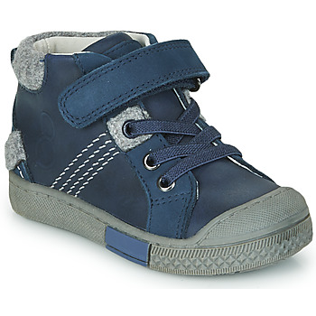 Schoenen Jongens Hoge sneakers Mod'8 HERY Marine
