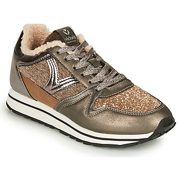 Schoenen Dames Lage sneakers Victoria COMETA MULTI Brown