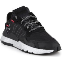 Schoenen Dames Fitness adidas Originals Nite Jogger Noir