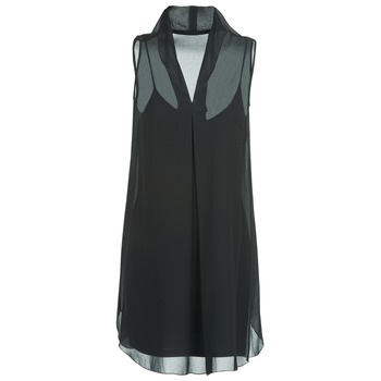 Textiel Dames Korte jurken Naf Naf E-LALY Zwart
