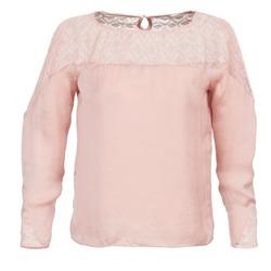Textiel Dames Tops / Blousjes Naf Naf KIKI Roze