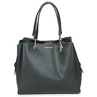 Tassen Dames Handtassen lang hengsel Emporio Armani Y3D158-YFN6E-81386 Zwart