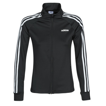 Textiel Dames Trainings jassen adidas Performance W D2M 3S TT Zwart