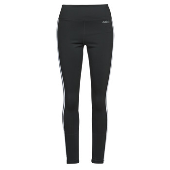 Textiel Dames Leggings adidas Performance W D2M 3S HR LT Zwart