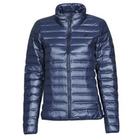 Textiel Dames Dons gevoerde jassen adidas Performance W Varilite J Encre / Légende