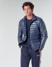 Textiel Heren Dons gevoerde jassen adidas Performance Varilite Jacket Encre / Légende
