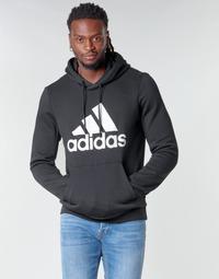 Textiel Heren Sweaters / Sweatshirts adidas Performance MH BOS PO FL Zwart