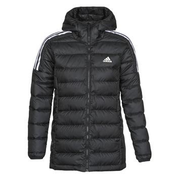 Textiel Dames Dons gevoerde jassen adidas Performance W ESS DOWN PAR Zwart