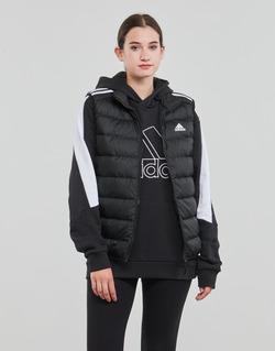 Textiel Heren Dons gevoerde jassen adidas Performance ESS DOWN VEST Zwart