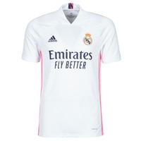 Textiel T-shirts korte mouwen adidas Performance REAL H JSY Wit