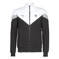 Textiel Heren Wind jackets Puma BMW MMS MCS SWEAT JACKET Zwart