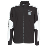 Textiel Heren Trainings jassen Puma BMW MMS WVN JACKET F Zwart / Grijs / Wit