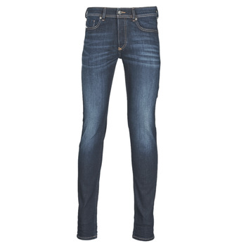 Textiel Heren Skinny Jeans Diesel SLEENKER Blauw / 009ey