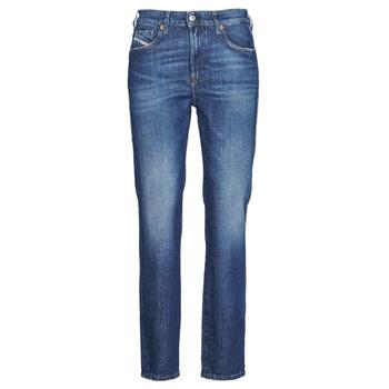 Textiel Dames Straight jeans Diesel JOY Blauw / 009et