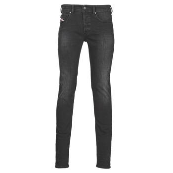 Textiel Heren Skinny Jeans Diesel SLEENKER Grijs / Donker