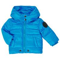 Textiel Jongens Dons gevoerde jassen Diesel JSMITHYAWH Blauw