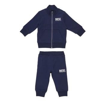 Textiel Jongens Setjes Diesel SONNY Blauw