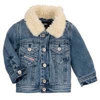 Textiel Kinderen Wind jackets Diesel JESKI Blauw