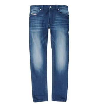 Textiel Jongens Skinny jeans Diesel THOMMER Blauw