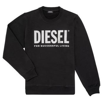 Textiel Meisjes Sweaters / Sweatshirts Diesel SANGWX Zwart