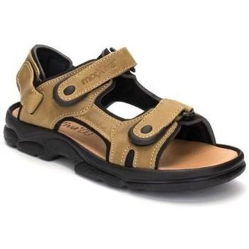 Schoenen Heren Sandalen / Open schoenen Morxiva Shoes Sandalias de hombre de piel by Morxiva Autres