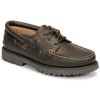Schoenen Heren Bootschoenen Aigle TARMAC Brown