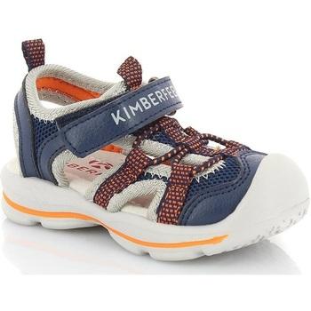 Schoenen Jongens Sandalen / Open schoenen Kimberfeel SHIKI Navy