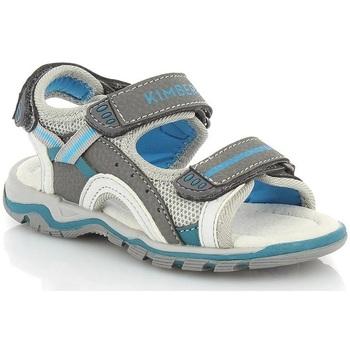 Schoenen Jongens Sandalen / Open schoenen Kimberfeel TAKAO Gris