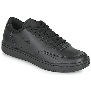 Schoenen Dames Lage sneakers Nike COURT VINTAGE Zwart