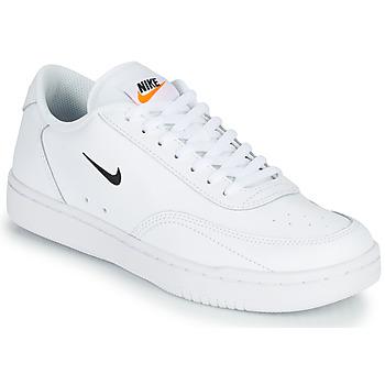 Schoenen Dames Lage sneakers Nike COURT VINTAGE Wit