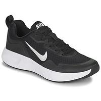 Schoenen Dames Allround Nike WEARALLDAY Zwart / Wit