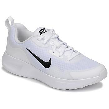 Schoenen Dames Allround Nike WEARALLDAY Wit / Zwart