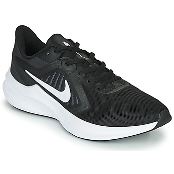 Schoenen Heren Running / trail Nike DOWNSHIFTER 10 Zwart / Wit