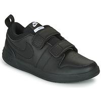 Schoenen Jongens Lage sneakers Nike PICO 5 PS Zwart