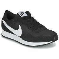 Schoenen Kinderen Lage sneakers Nike MD VALIANT PS Zwart / Wit