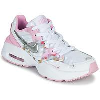 Schoenen Meisjes Lage sneakers Nike AIR MAX FUSION SE GS Wit / Roze
