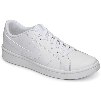 Schoenen Dames Lage sneakers Nike Court Royale 2 Wit
