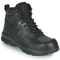 Schoenen Kinderen Lage sneakers Nike MANOA LTR GS Zwart