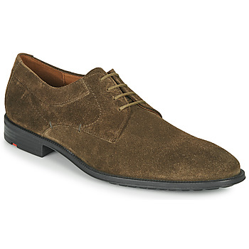 Schoenen Heren Derby Lloyd JUSTUS Brown