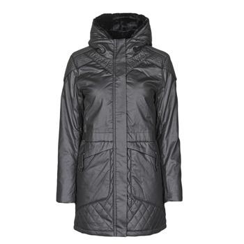 Textiel Dames Parka jassen One Step FR42021 Grijs