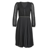 Textiel Dames Korte jurken One Step FR30061 Zwart