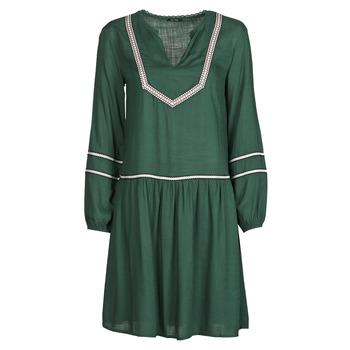 Textiel Dames Korte jurken One Step FR30231 Groen