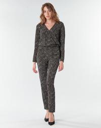 Textiel Dames Jumpsuites / Tuinbroeken One Step FR32021_02 Zwart