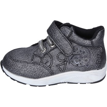 Schoenen Meisjes Lage sneakers Fiorucci sneakers pelle sintetica Argento