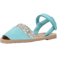 Schoenen Meisjes Sandalen / Open schoenen Ria 20090 27055 Blauw