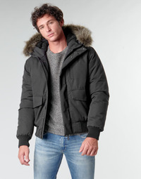 Textiel Heren Wind jackets Superdry EVEREST BOMBER Zwart